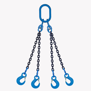 3&4 Legs Lifting Chain Sling - Eye Sling Hook - G100