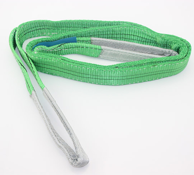 2T Flat Lifting Webbing Sling CE GS Certified