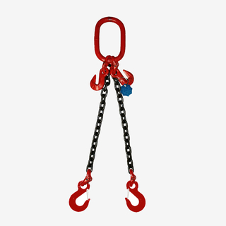 2 Legs Lifting Chain Sling - Eye Sling Hook - G80